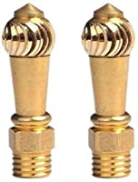 Royal Enfield golden accessories Material : Brass 2 Brass items