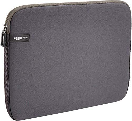 Amazonベーシック PCケース ノートパソコンバッグ スリーブ 13.3インチ グレー