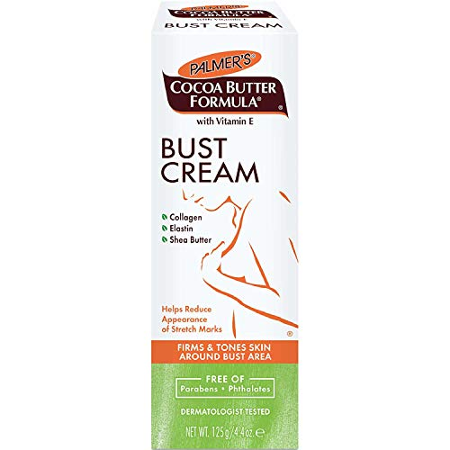 Palmer's Cocoa Butter Formula Bust Cream 4.40 oz (Pack of 2)
