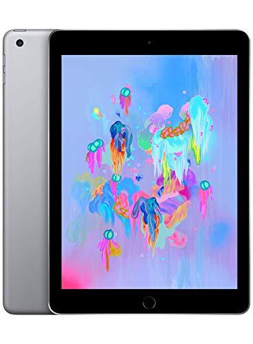 Apple iPad (9,7 pouces, Wi-Fi, 128 Go) - Gris Sidéral (Modèle Précédent)