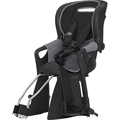 Britax-Romer 2000023703 Jockey Comfort Seggiolino Bici, Nero/Grigio