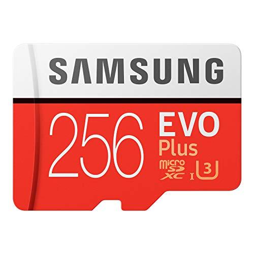 Samsung EVO Plus 256GB microSDXC UHS-I U3 100MB/s Full HD & 4K UHD Nintendo Switch 動作確認済 MB-MC256GA/ECO 国内正規保証品