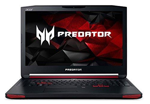 Acer Predator G9-591-74HY Portatile da Gaming, Processore Intel Core i7-6700HQ, RAM 16 GB, HDD 1000 GB, Display da 15.6' IPS FHD, Scheda Grafica nVidia GeForce GTX 970M, Nero
