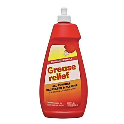 Grease Relief All Purpose Degreaser and Cleaner, 22 Fluid Ounce