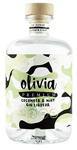 Olivia Premium Cucumber&Mint Gin - 700 ml