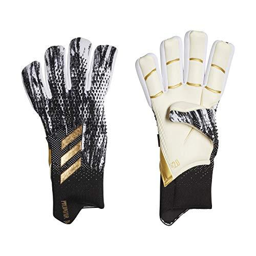 adidas Herren Predator Pro Fs Torwarthandschuhe, Black/White/Goldmt, 9