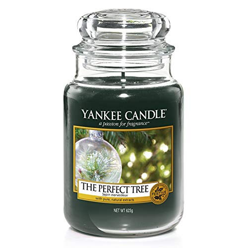The Perfect Tree di Yankee Candle, Giara Grande