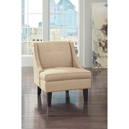 Ashley Furniture Signature Design - Clarinda Accent Chair - Wingback - Modern - Orange