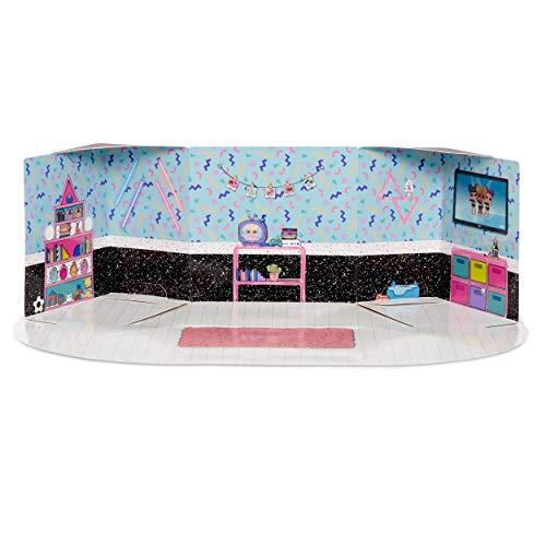 Image 2 - MGA- Meubles L.O.L Chambre à Coucher avec la poupée Neon Q.T. et 10+ Surprises Toy, 561743E7C, Multicolore