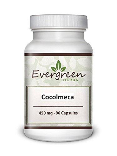 Cocolmeca Capsules - 450 mg. - 90 Capsules