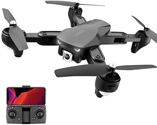 Drone WiFi GPS FPV Professional Regolazione elettrica Elettrica Telecamera HD 4K Posizionamento Intelligente Pieghevole Quadcopter Pieghevole Bambini e Adulti Giocattolo LQHZWYC