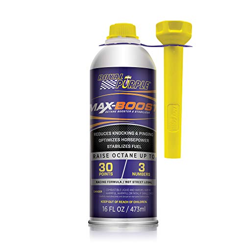 ROYAL PURPLE Max Boost Octane Booster -...
