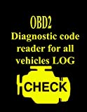 diagnostic code reader for all vehicles LOG: Automotive book for obd2 scanner Record all faults...