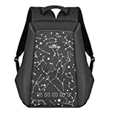 Gods Ghost 22 Litre Anti-Theft 15.6 inch Laptop Backpack (Premium Smooth)