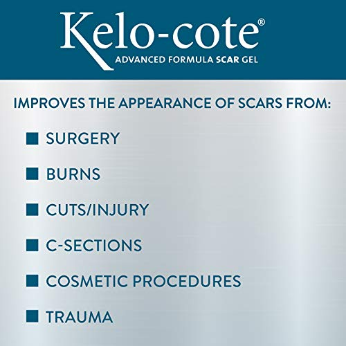 Product Image 1: Kelo-cote Advanced Skincare Formula Scar Gel, improves the appearance of old and new scars, 60 Grams