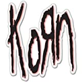 KORN band Vynil Car Sticker Decal - Select Size