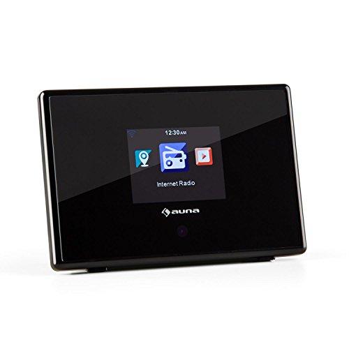auna iAdapt 240 - Internetradio-Adapter, Erweiterung für Stereoanlagen, HiFi- und Surround-Systeme