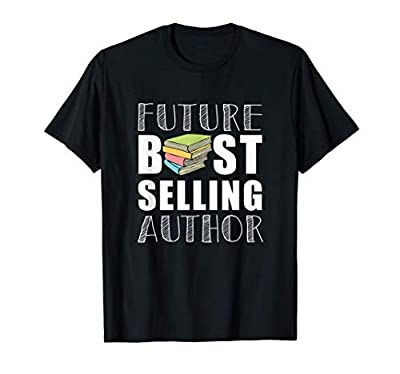 Perfect gift for future writers and authors. Fun for aspiring boy, girl, men, women, english teachers, reading teachers, language arts teachers, novel writers, or any creative writers. Great gift idea for back to school, Birthday and Christmas for me...