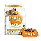 IAMS Vitality - Croquettes Super Premium Chats Adultes et...