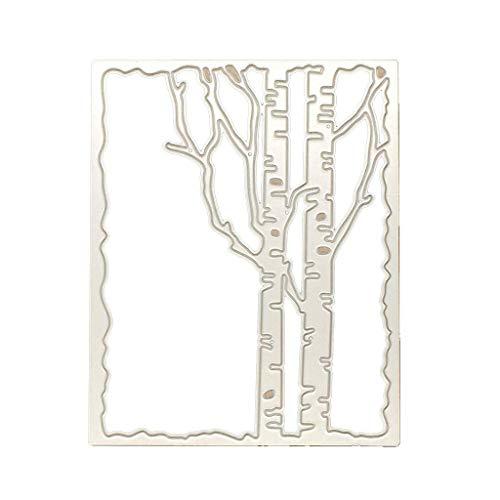 Cutting Dies,IHGTZS 2019 Metal Die-Cut Stencils For DIY Scrapbooking Photo Album Paper Card Gift DIY Scrapbooking Photo Album Paper Card Gift Metal Die-Cut Stencils