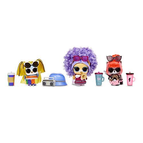 Image 2 - LOL Surprise Remix Animaux de Compagnie - A Collectionner- 9 Surprises avec Vrais Cheveux, Accessories & Paroles de Chanson Surprise