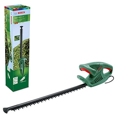 Taille-haies électrique Bosch - EasyHedgeCut 45 (420W, lames de 45cm, dans un emballage en carton)