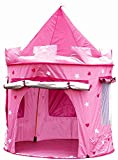 Tente pour enfants château médiéval de princesse