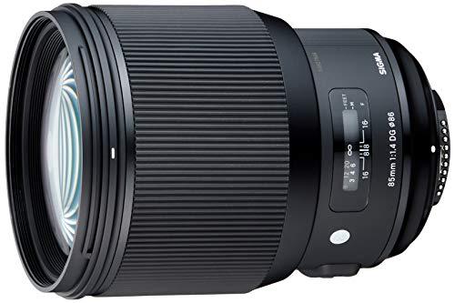 Sigma 85mm f/1.4 DG HSM Art Lens for Nikon F...