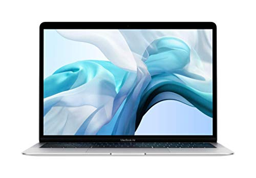 "Apple MacBook Air - Ordenador portátil de 13"" (Intel Core i5 de doble núcleo a 1,6 GHz, 128 GB) gris espacial"