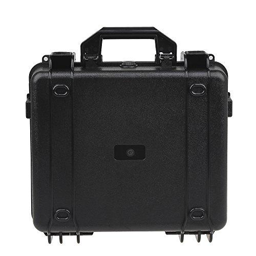 Blueskysea DJI Mavic Pro対応 ドローンキャリーケース クワッドローターハンドバッグ 防水 スーツケースバッグ ハードシェル コンパクト 衝撃吸収 携帯便利