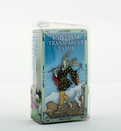 Universal Transparent Tarot 78 Card Tarot Deck