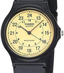 Casio Men's MQ24-9B Classic Analog Watch 27