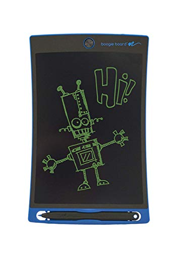 Boogie Board Blue Jot 8.5 LCD Writing Tablet - Authentic Boogie Board that Includes eWriter & Stylus Pen