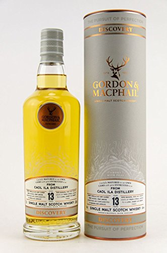 Gordon & Macphail Discovery Caol Ila 13 Year Old Single Malt Scotch Whisky, 70 cl, *DCCAOL-13-43-70-6