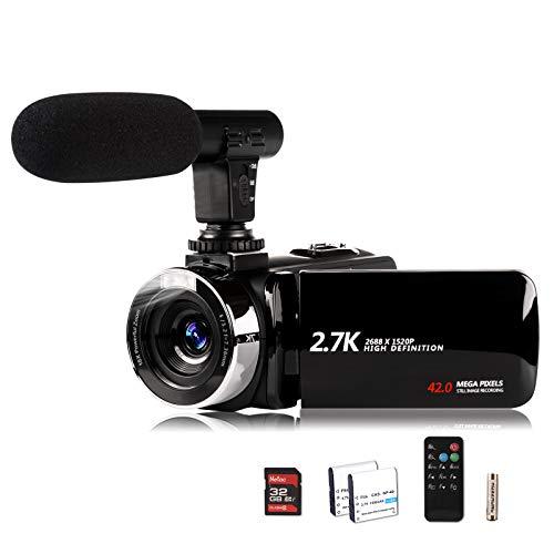 41adzpb8qYL - The 7 Best Budget Camcorders