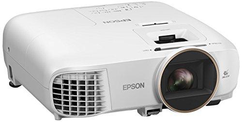 EPSON dreamio ホームプロジェクター 2500ルーメン 60000:1 1080P フルHD 無線LAN内臓  EH-TW5650