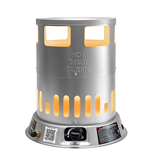6. Dyna-Glo RMC-LPC80DG 50,000 to 80,000 BTU Liquid Propane Convection Heater