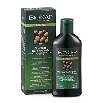 8. Biokap Shampoo Uso Frequente