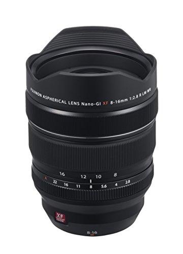 FUJIFILM 交換レンズ XF8-16mm F2.8 R LM WR