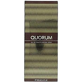 4. Puig Quorum Eau de Toilette