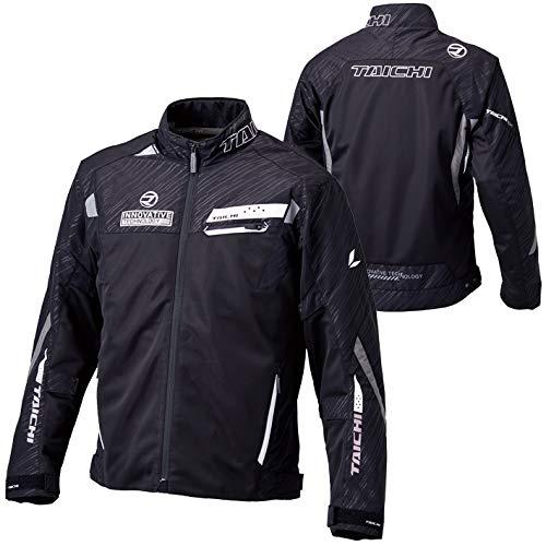 RSタイチ(アールエスタイチ) RACER(レーサー)メッシュジャケット BLACK/WHITE (M) RSJ325