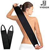 Yvoier Tanning Back Lotion Applicator - Self Tanning Lotion Applicator for Back Tanner Lotion Double-Side Used Back Buddy Lotion Applicator Apply Lotion to Back Smooth Even