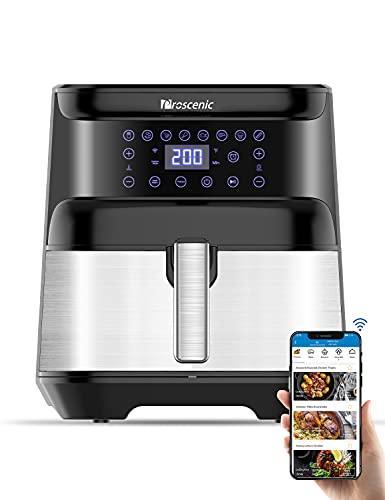 Proscenic T21 Smart Air Fryer, App & Alexa Control, XL 5. 8QT, 1700 Watt Electric Air Fryers Ov…