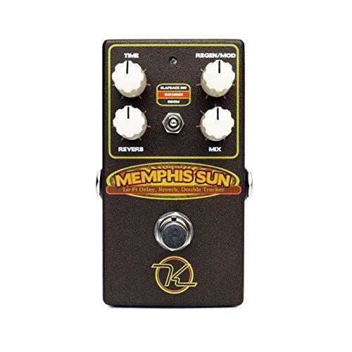 Keeley Memphis Sun Neo Vintage Echo Verb SlapBack DoubleTracker