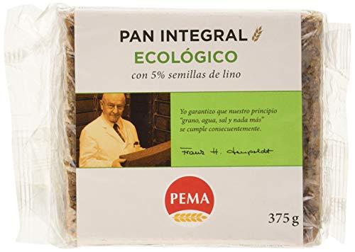 Pema Pan Centeno 5 Semillas Lino Pema 375 G Pema 500 g