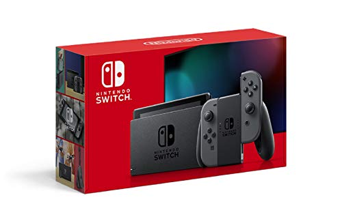 Nintendo Switch 本体 (ニンテンドースイッチ) Joy-Con(L)/(R) グレー(バッテリー持続時間が長くなったモデル)