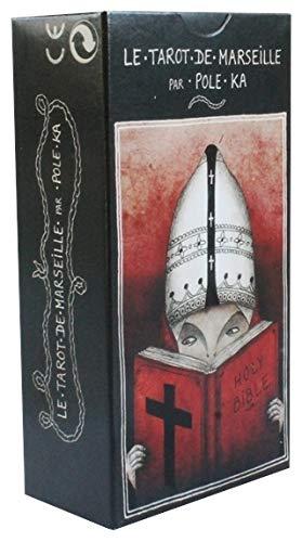 Grimaud - Tarot de Marseille par Pole Ka - Cartomancie