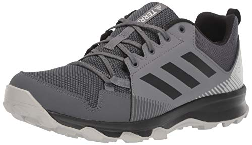 Adidas Men's Terrex Tracerocker GTX Trail Running Shoe, Grey Five/Black/Grey Four, Numeric_6