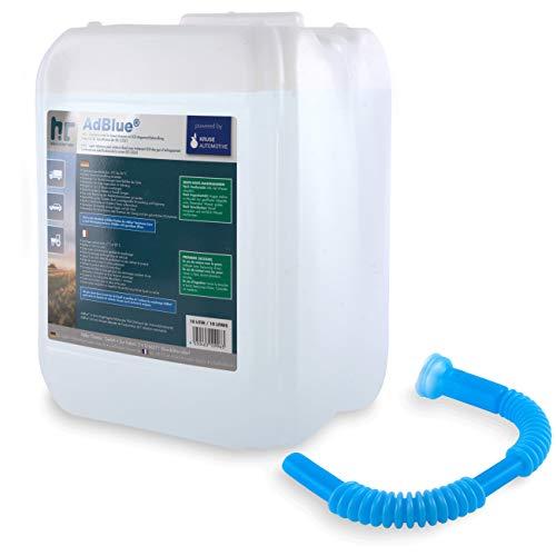 AdBlue® 2 x 10 L - Auto Harnstofflösung von Kruse Automotive verringert Emissionen von Stickstoffoxiden um 90{8feb91f578cf117ec77d5bda325099c9c3ce581aadece847b5eae978c3833682} bei SCR-Systemen - Höfer Chemie