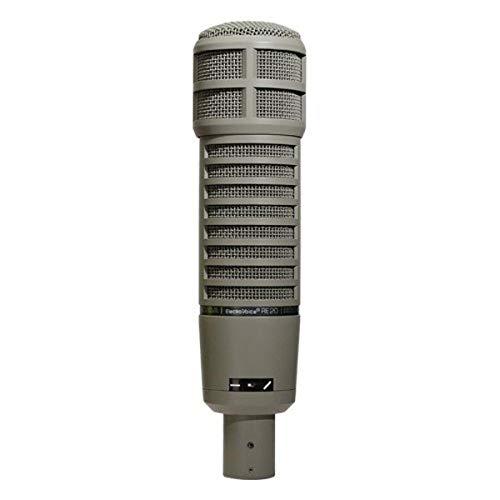 Electro-Voice RE20 ダイナミックマイクロホン